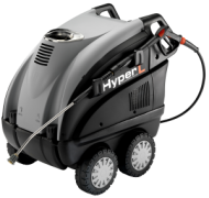 HOT WATER HIGH PRESSURE CLEANER HYPER LR 1211 LP hyper lr lp
