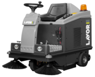 RIDE ON SWEEPERS  SWL R 1000 ST swl r 1000 et with front light system